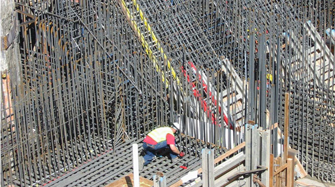 How to measure the Reinforced Concrete Works