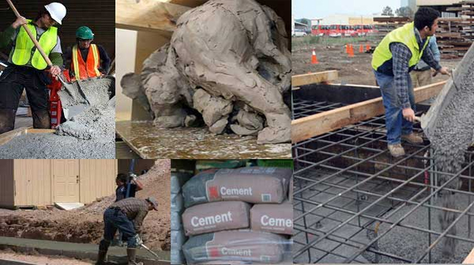 Applications of cement