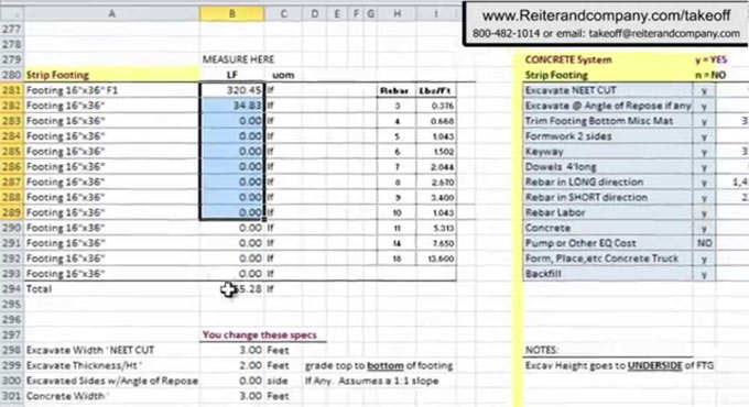 FREE Construction Estimating Software For All Kinds Of Takeoff